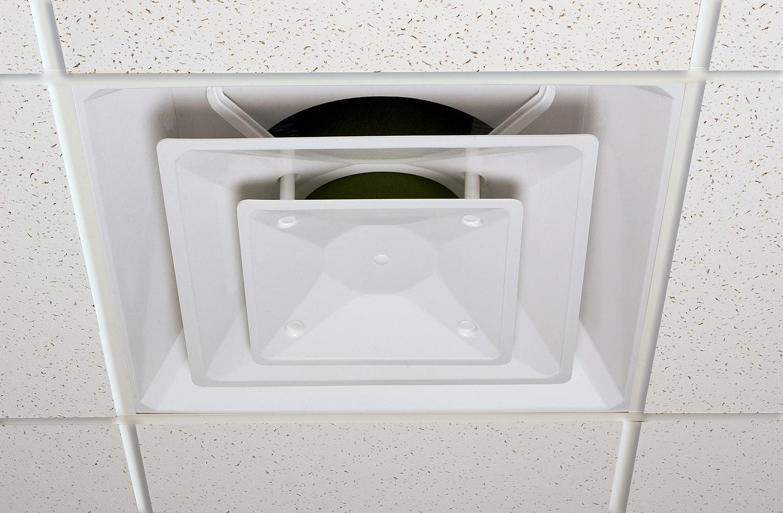 15 215 15 4 Way Air Flow 3 Tier Air Diffuser Ceiling Ease