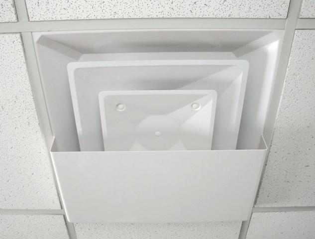 Ceiling Register Air Deflector Taraba Home Review